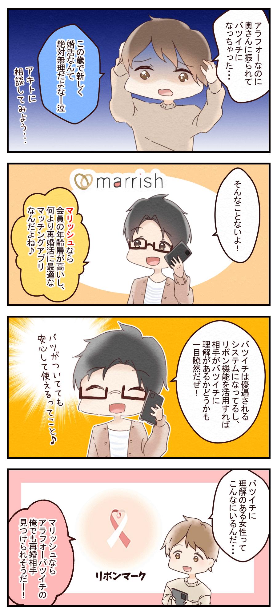マリッシュ評判