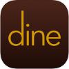 dine公式アプリのロゴアイコン
